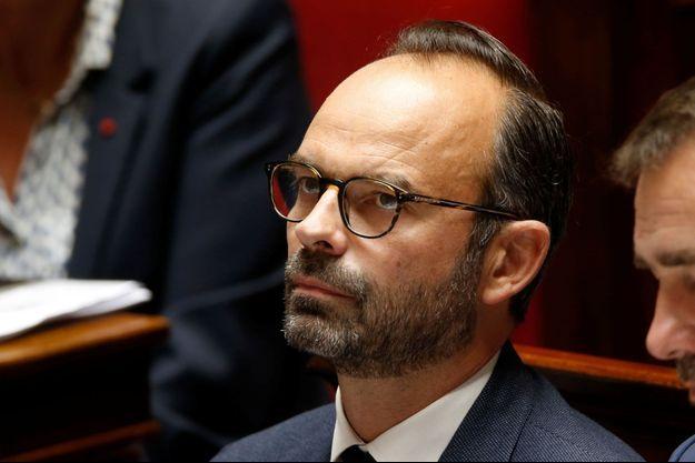 Edouard Philippe à l'Assemblée nationale, le 12 juillet.