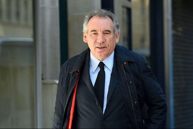 François Bayrou le 11 mai 2017.