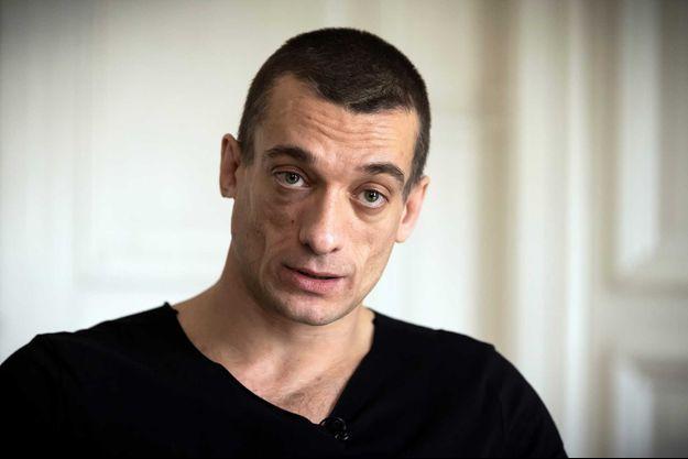 Piotr Pavlenski.