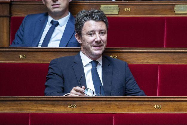 Benjamin Griveaux, ici en juin 2020 à l'Assemblée nationale.