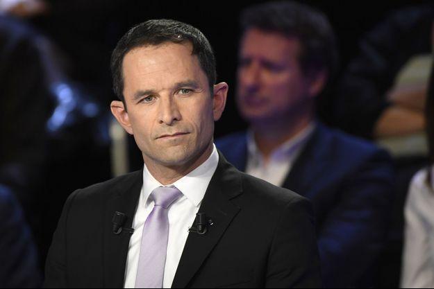 Benoît Hamon est candidat PS aux élections législatives dans les Yvelines.