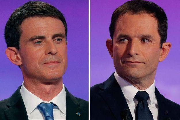 """Benoit Hamon soutient """"sans hésiter"""" Farida Amrani, la candidate de La France insoumise, opposée au second tour à Manuel Valls dans la première circonscription de l'Essonne."""