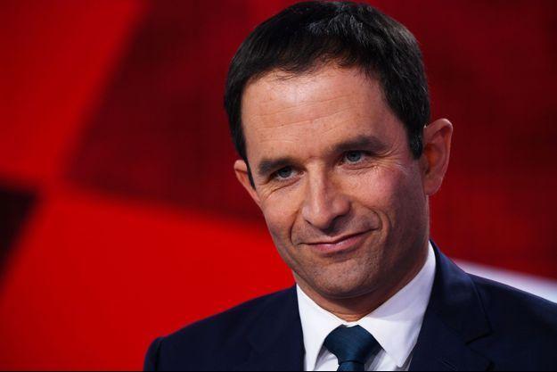 Benoît Hamon sur France 2 jeudi soir.
