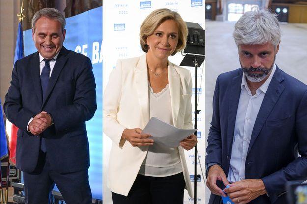 Xavier Bertrand, Valérie Pécresse et Laurent Wauquiez ont tous les trois 2020 en ligne de mire.