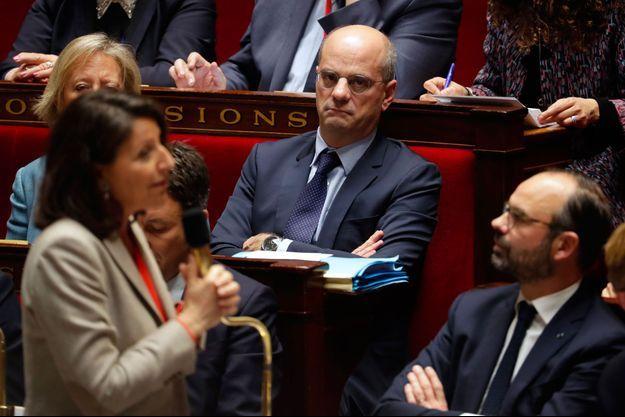Jean-Michel Blanquer à l'Assemblée nationale, mercredi.