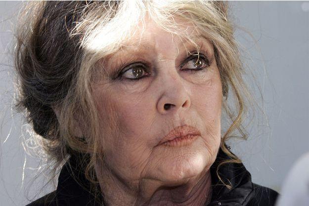 """Brigitte Bardot votera Animaliste aux européennes mais elle comprend et soutient les """"gilets jaunes""""."""