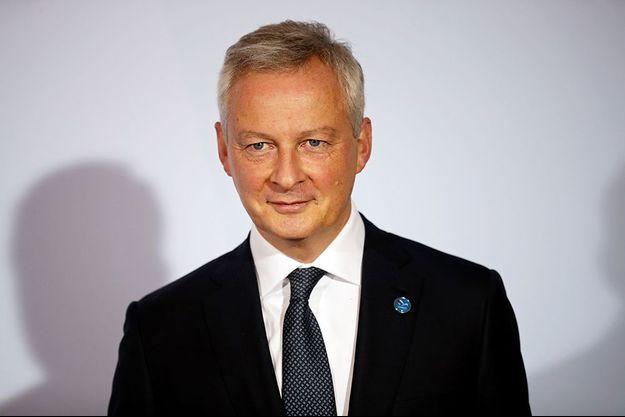 Bruno Le Maire, le 11 septembre 2020.