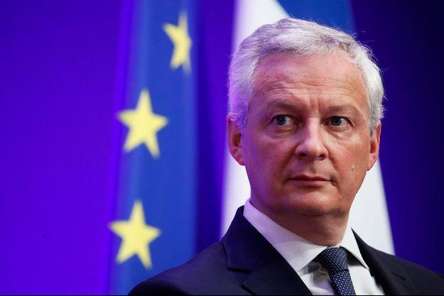 Bruno Le Maire le 22 septembre 2022.