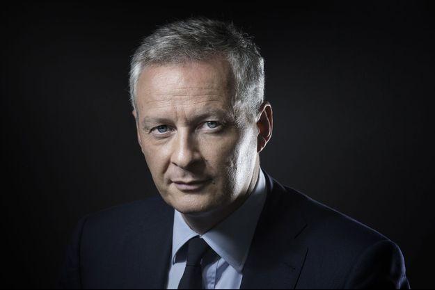 Bruno Le Maire en septembre 2016.