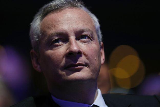 Bruno Le Maire le 14 janvier dernier.