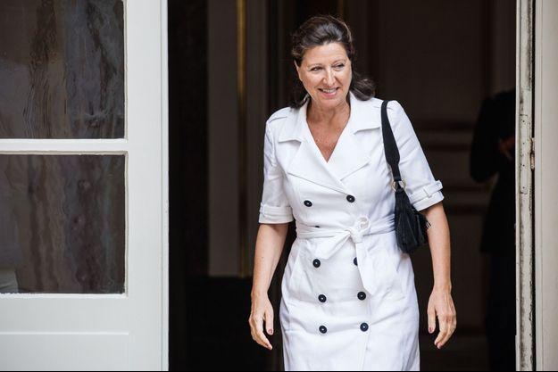 Agnès Buzyn, à Matignon fin août 2019.
