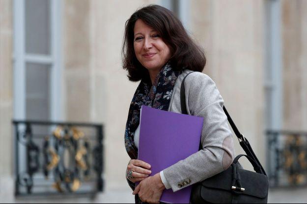Agnès Buzyn ici à l'Elysée en janvier 2019.