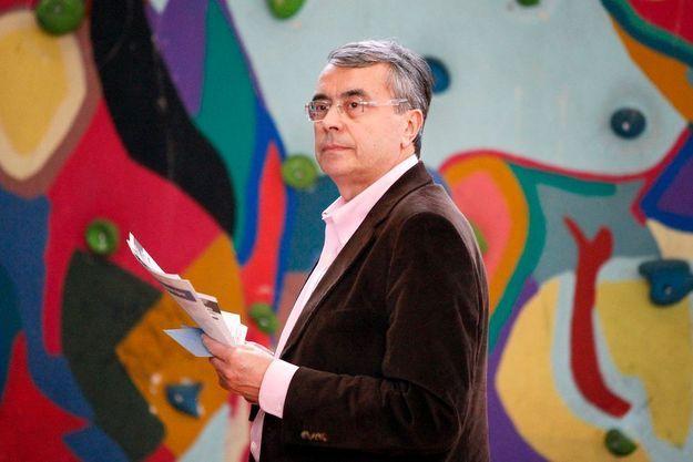 Jean-Jack Queyranne, président sortant de l'ancienne région Rhône-Alpes.