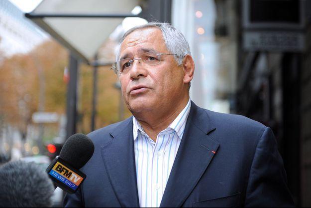 L'avocat Robert Bourgi en 2011.