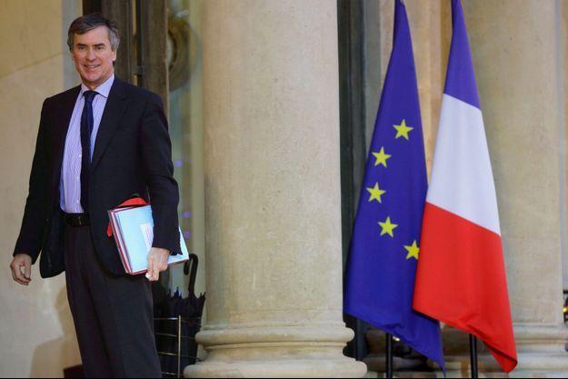 Jérôme Cahuzac en janvier dernier.