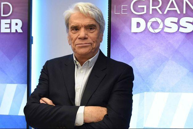Bernard Tapie, ici en 2019.