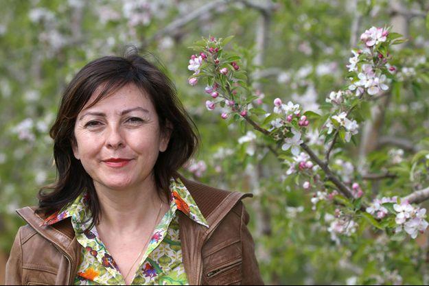 Carole Delga à Mudaison, dans l'Hérault, le 16 avril dernier.