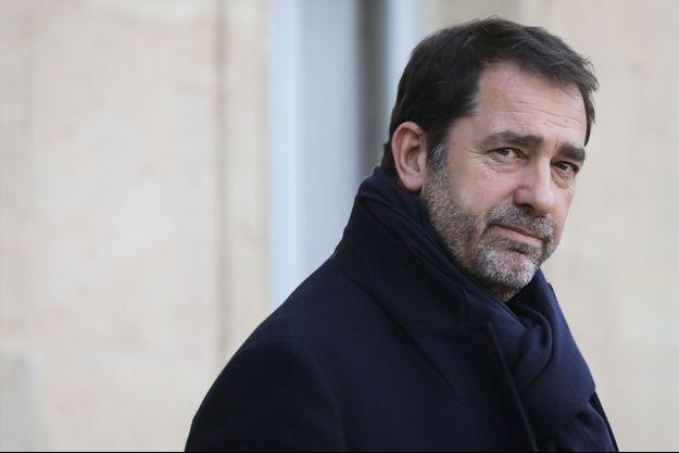 Christophe Castaner le 16 janvier 2019.