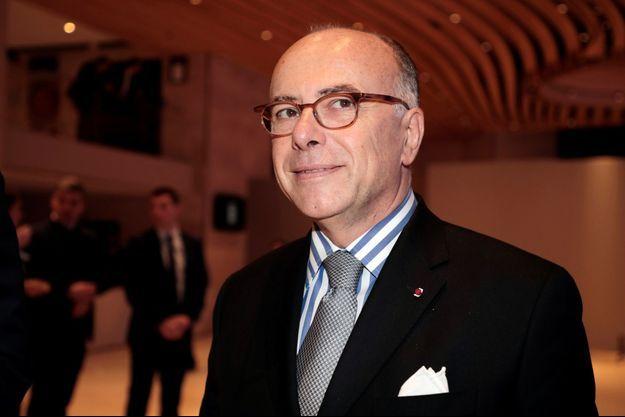 Bernard Cazeneuve, ici au dîner du Crif en février dernier.