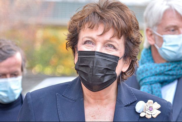 La ministre de la Culture, Roselyne Bachelot, ici en février à Lyon.