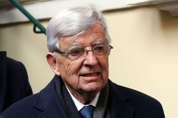 Jean-Pierre Chevènement, ici en février 2018.