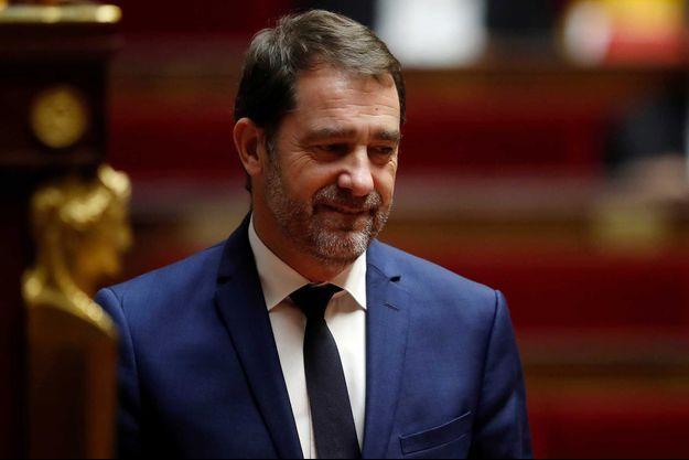 Christophe Castaner en octobre à l'Assemblée nationale.