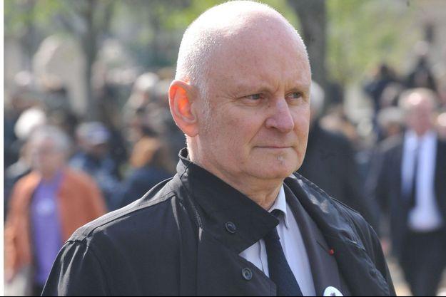 Christophe Girard, ici en avril 2019.