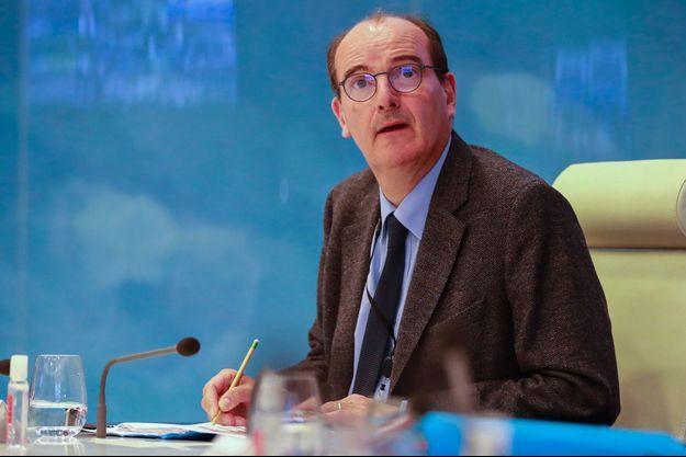 Jean Castex au ministère de l'Intérieur le 29 avril dernier.