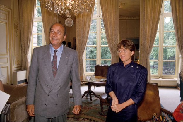 Claude Chirac Jacques