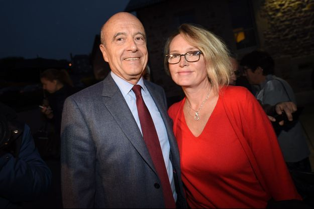 Alain Juppé et Claude Chirac, le 5 novembre 2016.