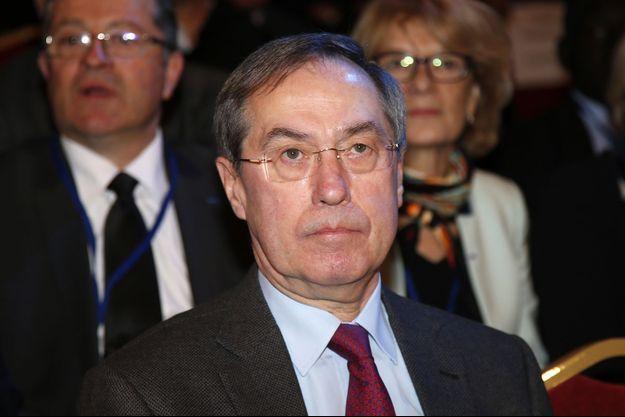 Claude Guéant, photographié en janvier 2014.