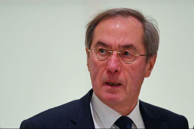 Claude Guéant à Paris, le 5 décembre dernier.