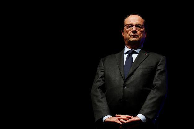 François Hollande à Caen, le 3 novembre dernier.