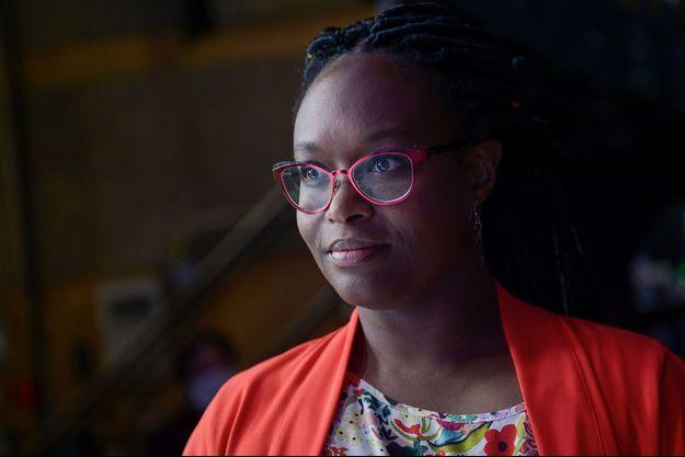 Sibeth Ndiaye compte bien mettre LREM au service de la campagne d'Emmanuel Macron.