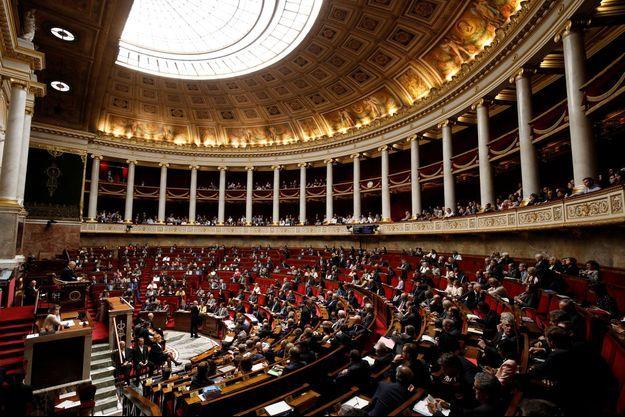 L'Assemblée nationale le 13 juin dernier.