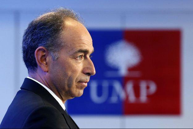 Jean-François Copé le 8 janvier dernier.