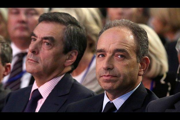François Fillon et Jean-François Copé débatteront ce soir à la télévision.