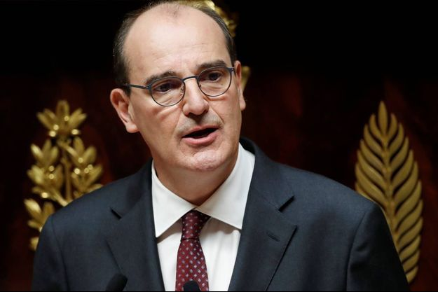 Le Premier ministre Jean Castex.