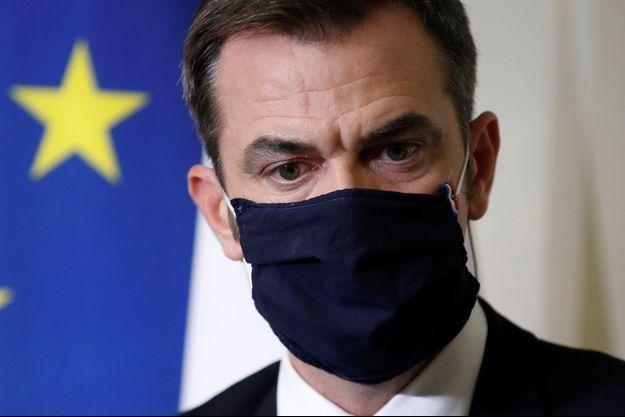 Olivier Véran le 1er octobre 2020.