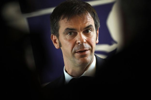 Olivier Véran, nouveau ministre de la Santé.