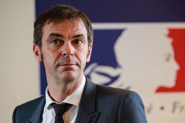 Olivier Véran, le 18 février 2020.
