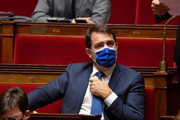 Christophe Castaner ici à l'Assemblée nationale en janvier.