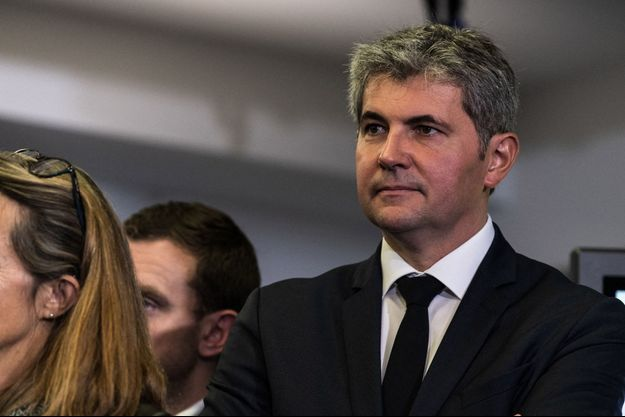 Gilles Platret, maire de Chalon-sur-Saône