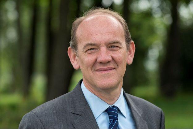Daniel Fasquelle, vice-président de La Commission économique de l'Assemblée nationale, député du Pas-de-Calais et trésorier de l'UMP