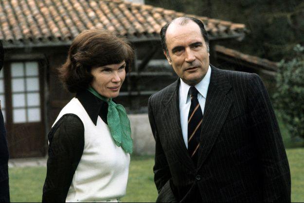Danielle François Mitterrand