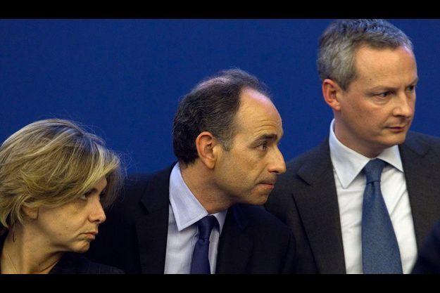 Valérie Pécresse, Jean-François Copé et Bruno Le Maire