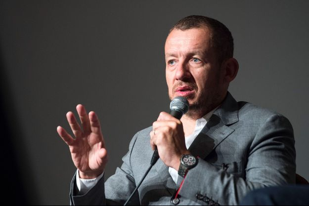 Dany Boon, ce week-end lors du COLCOA French Film Festival, à Los Angeles.