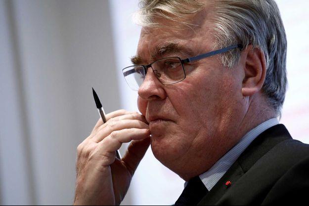 Jean-Paul Delevoye, le 10 décembre.