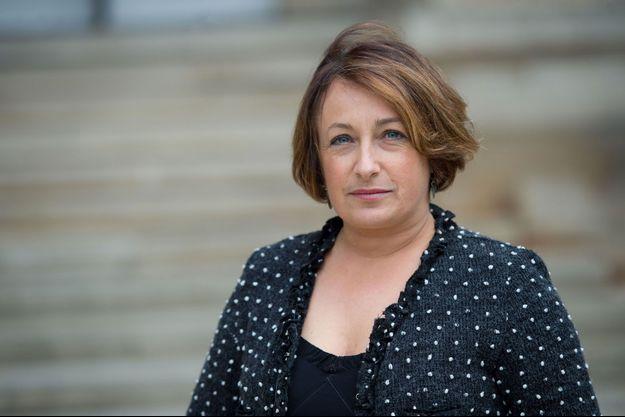 Isabelle Attard en octobre 2016.
