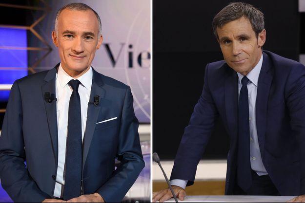 Le tandem Gilles Bouleau-David Pujadas retenu pour le débat du 3 mai ne convient pas au CSA.